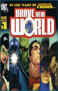 Brave new world superheros