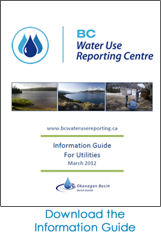 Information Guide for the BC Water Use Reporting centre