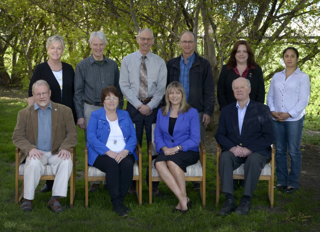 Okanagan Basin Water Board - Directors