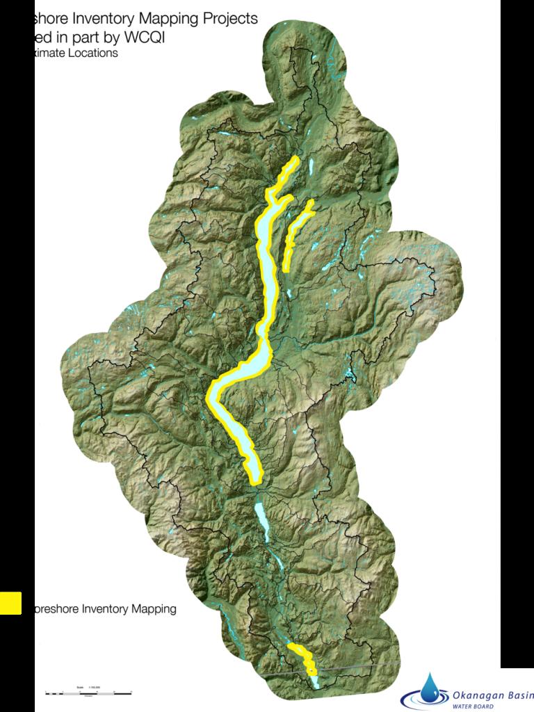 FIM & AHI - Okanagan Basin