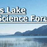 Osoyoos Lake Water Science Forum