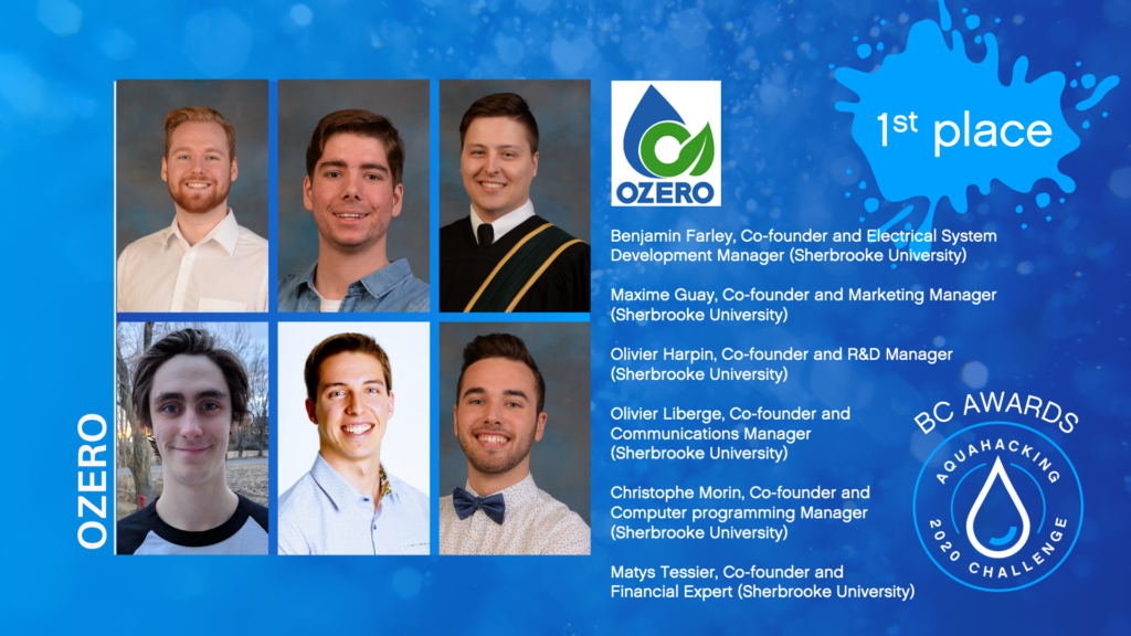 Ozero - 1st place