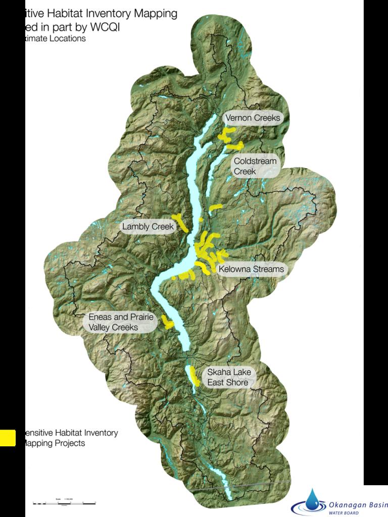SHIM - Okanagan basin
