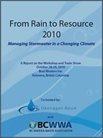 Rain to Resource 2010